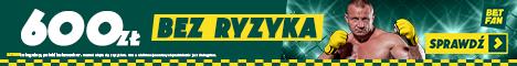 Betfan - 600 zł bez ryzyka