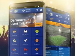sts - aplikacja mobilna