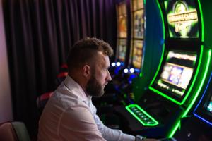 automaty do gier - uzależnienie