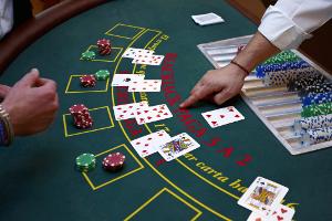 blackjack - kasyno naziemne
