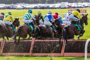 wyścigi konne - hurdling