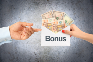 bonus a regulamin promocji