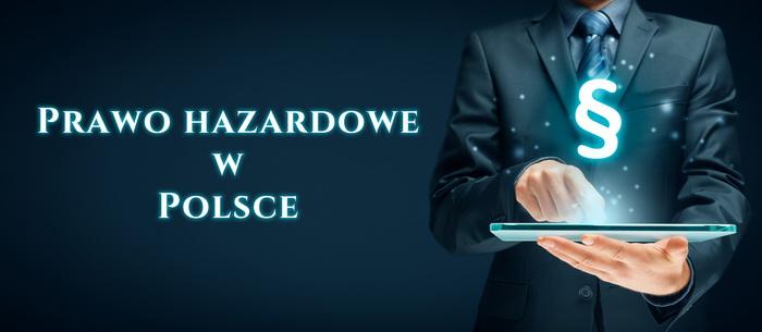 prawo hazardowe w Polsce