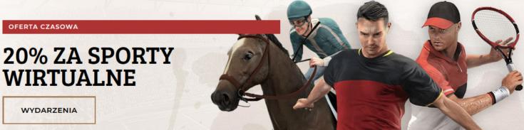 Noblebet - promocje na sporty wirtualne