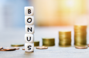 Bonus powitalny - zwiększony