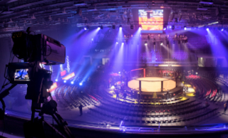 Prestiżowa gala MMA