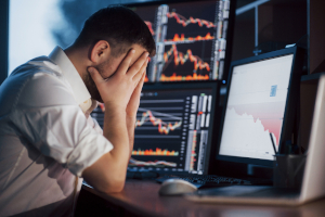 Rynek Forex - strata