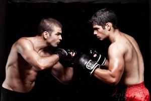 Zakłady bukmacherskie na MMA - 2 zawodników