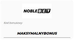 Noblebet kod bonusowy